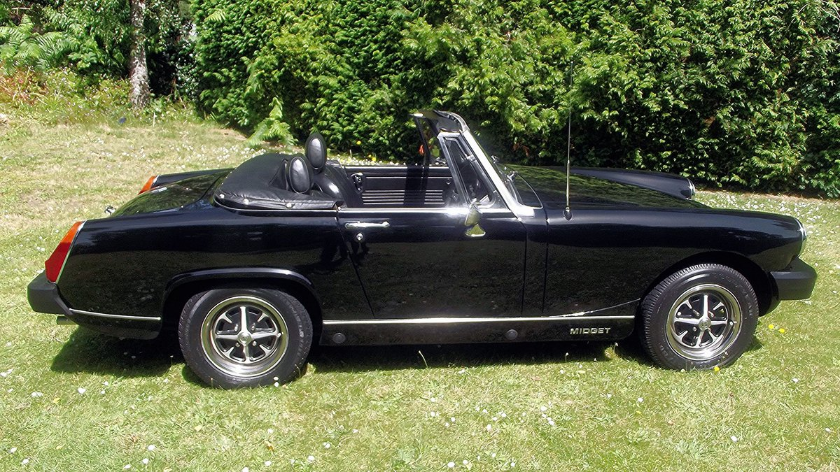 1982 MG MIDGET 1500 SPORTS LIMITED EDITION SOLD (picture 5 of 6)