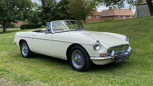 MGB ROADSTER =1964 Now sold. More stock required  SOLD