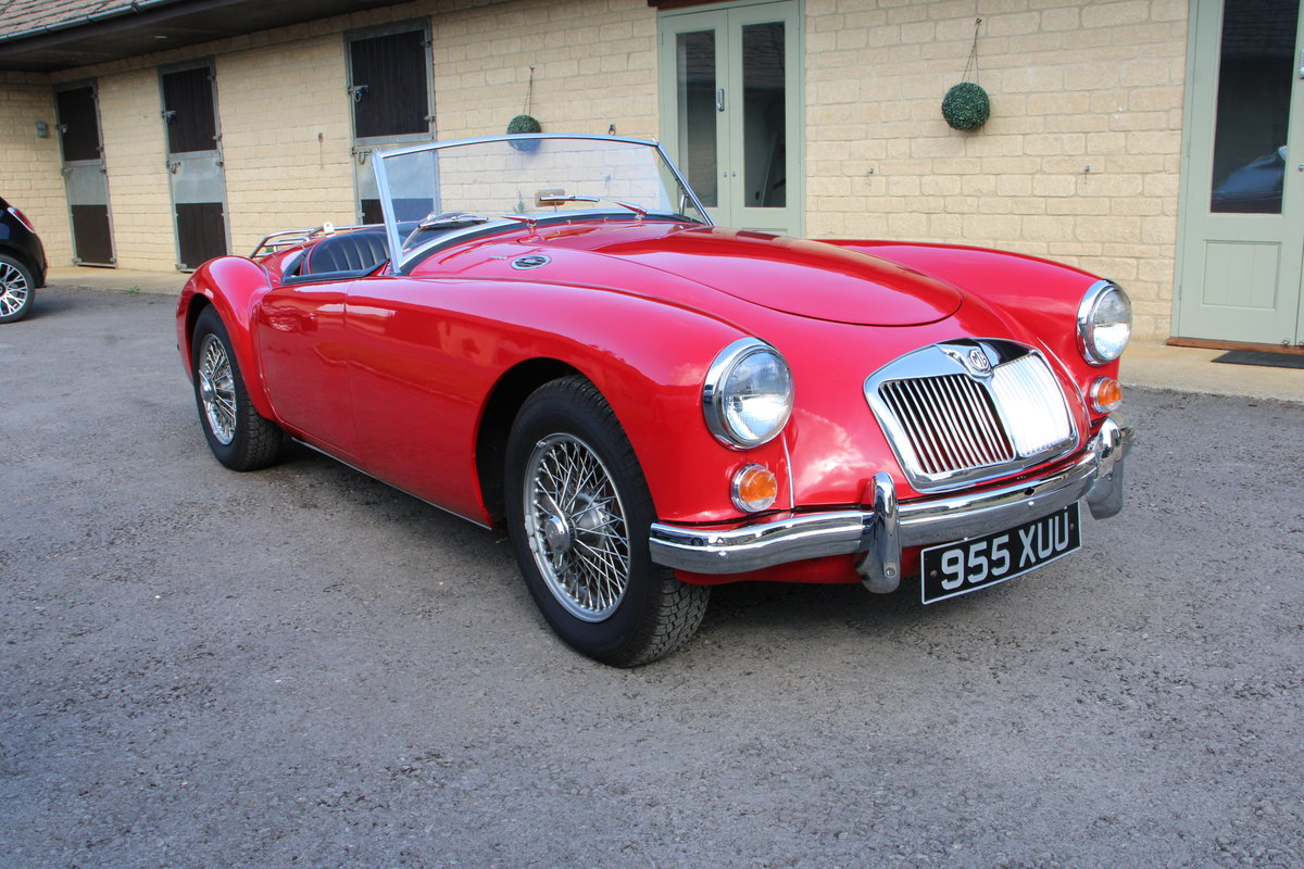 1960 MG A 1600 MK1  For Sale (picture 1 of 18)