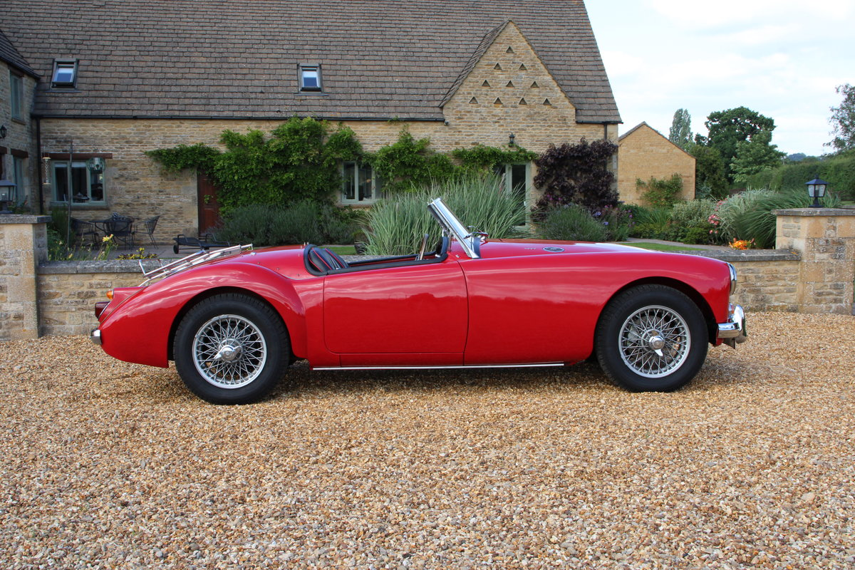 1960 MG A 1600 MK1  For Sale (picture 2 of 18)