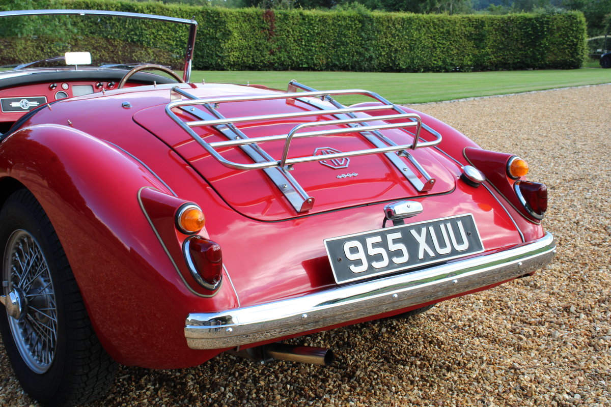 1960 MG A 1600 MK1  For Sale (picture 5 of 18)