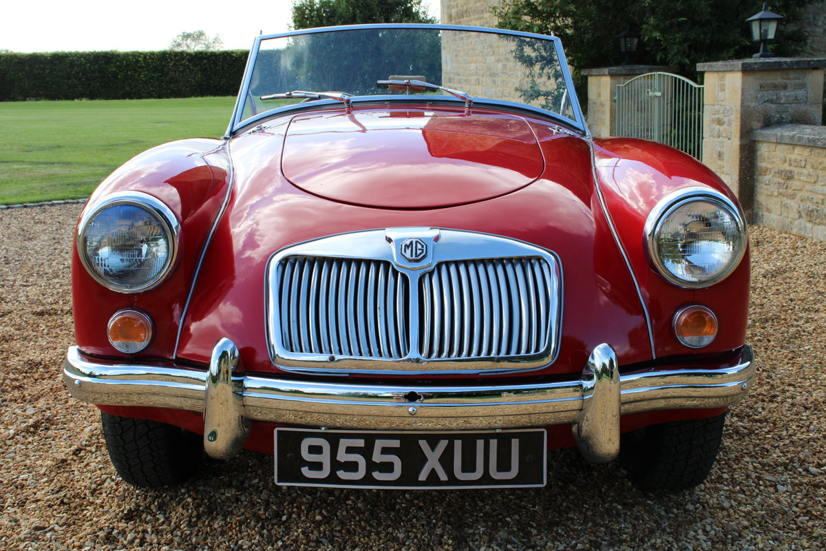 1960 MG A 1600 MK1  For Sale (picture 8 of 18)