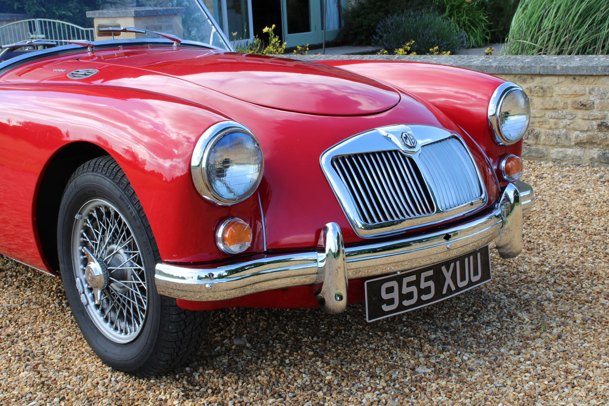 1960 MG A 1600 MK1  For Sale (picture 9 of 18)