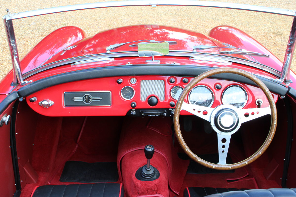 1960 MG A 1600 MK1  For Sale (picture 11 of 18)
