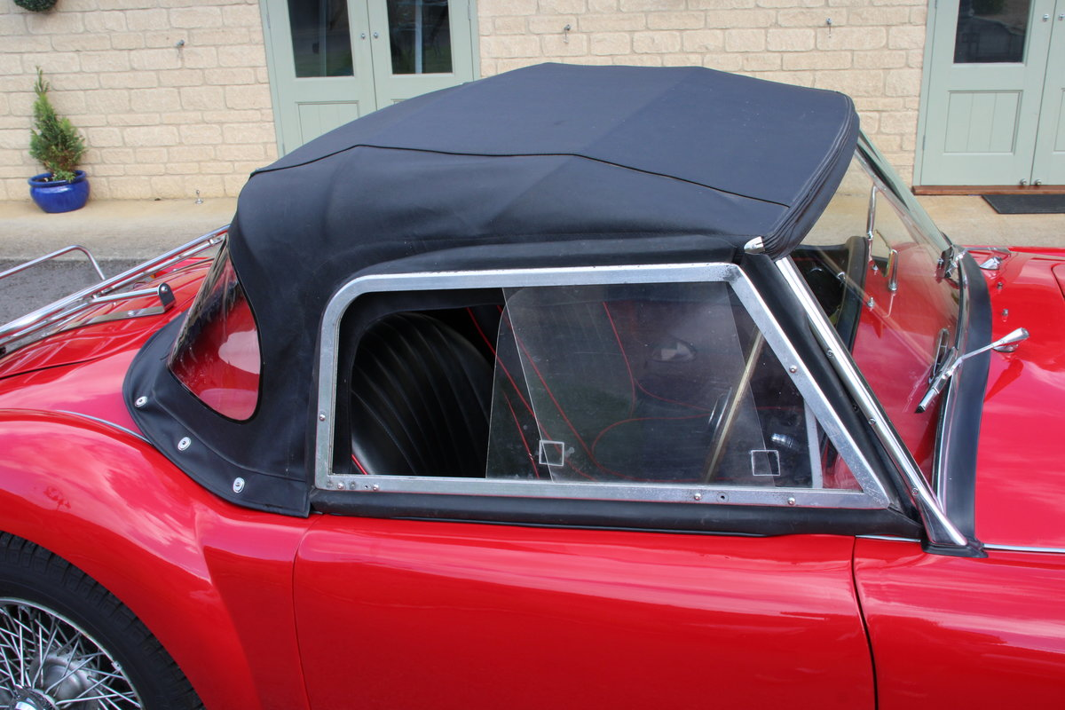 1960 MG A 1600 MK1  For Sale (picture 17 of 18)