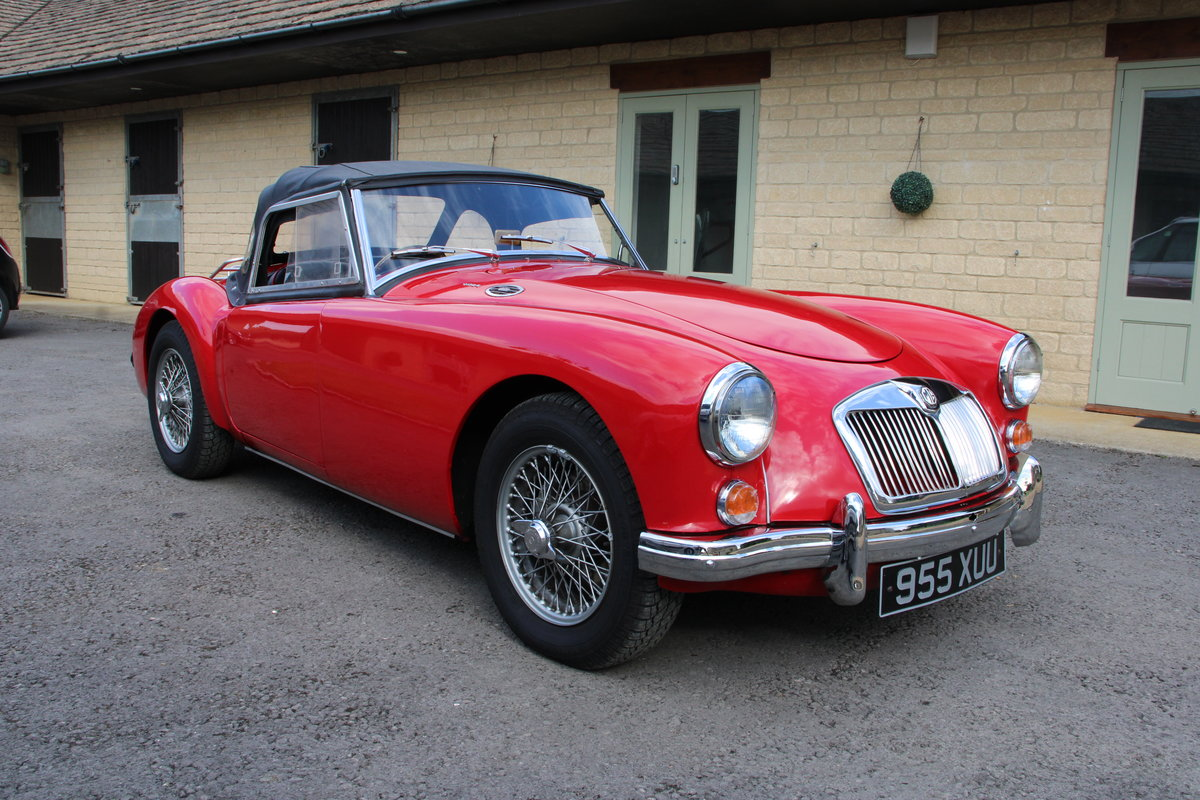 1960 MG A 1600 MK1  For Sale (picture 18 of 18)