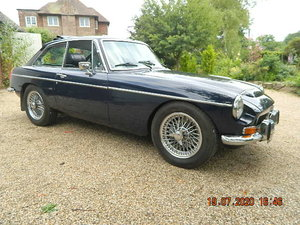 Picture of 1970 Mgc gt university motors special For Sale