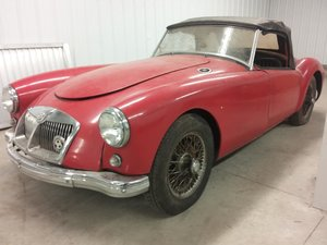 Picture of MGA 1960 MK1 1600 LHD SOLD