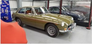 1975 MG BGT Just  80,000,m, low owners fully restored