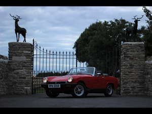 1976 MG Midget 1500cc offered by Mike Authers Classics Ltd. SOLD For Sale
