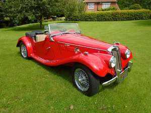 Picture of 1953 MG TF SOLD