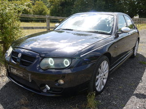 2004 MG ZT 120+ SALOON MANUAL EXCELLENT SPECIFICATION SOLD