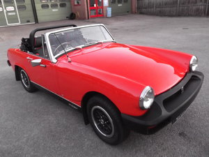 Picture of 1979 1978 MG Midget Sport SOLD