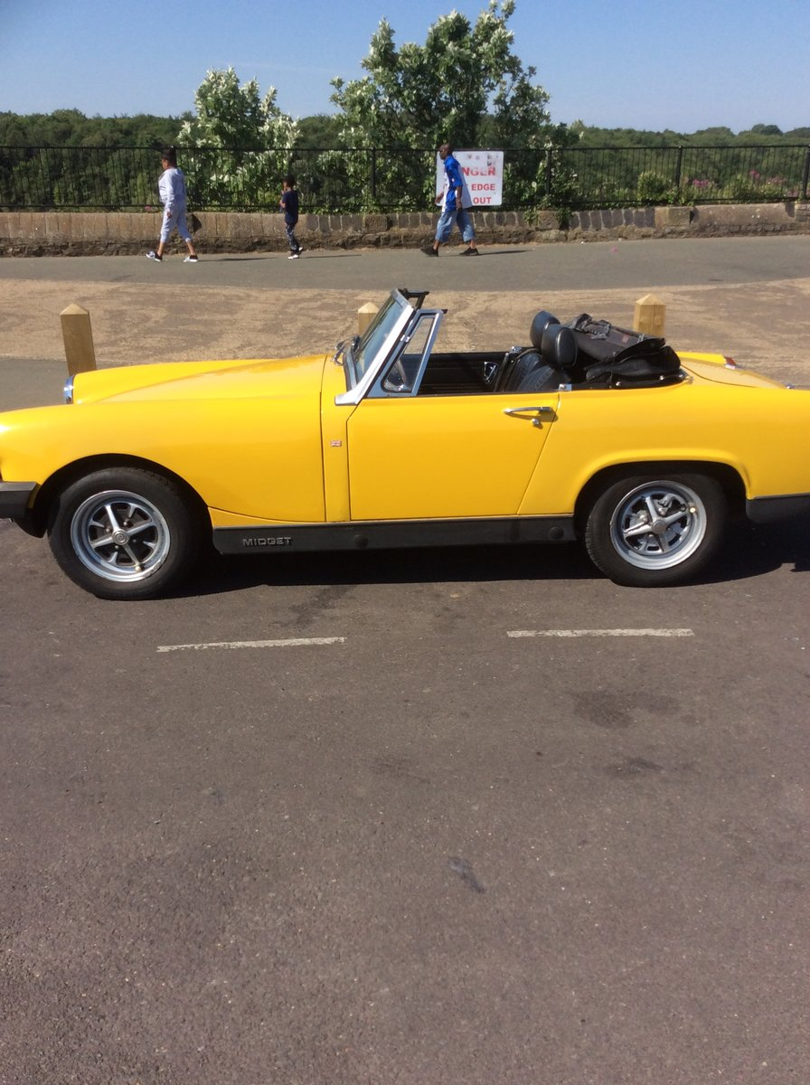 1982 MG Midget 1500 For Sale (picture 6 of 6)