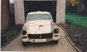 1966 MG Midget For restoration