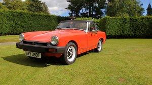 1979 Midget 1500 Fully Restored