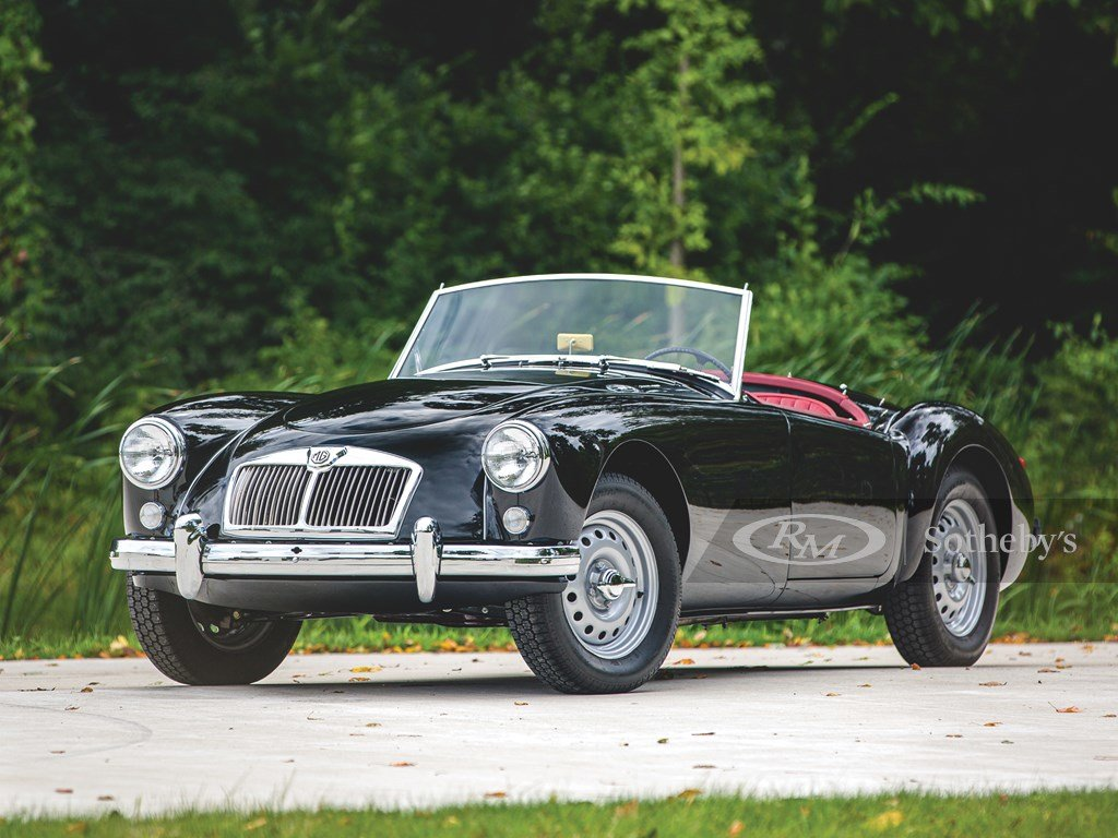 1960 MG MGA Twin Cam  For Sale by Auction (picture 1 of 6)