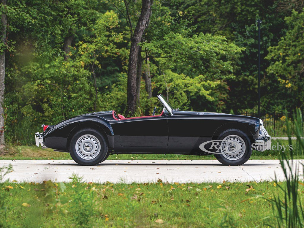 1960 MG MGA Twin Cam  For Sale by Auction (picture 5 of 6)