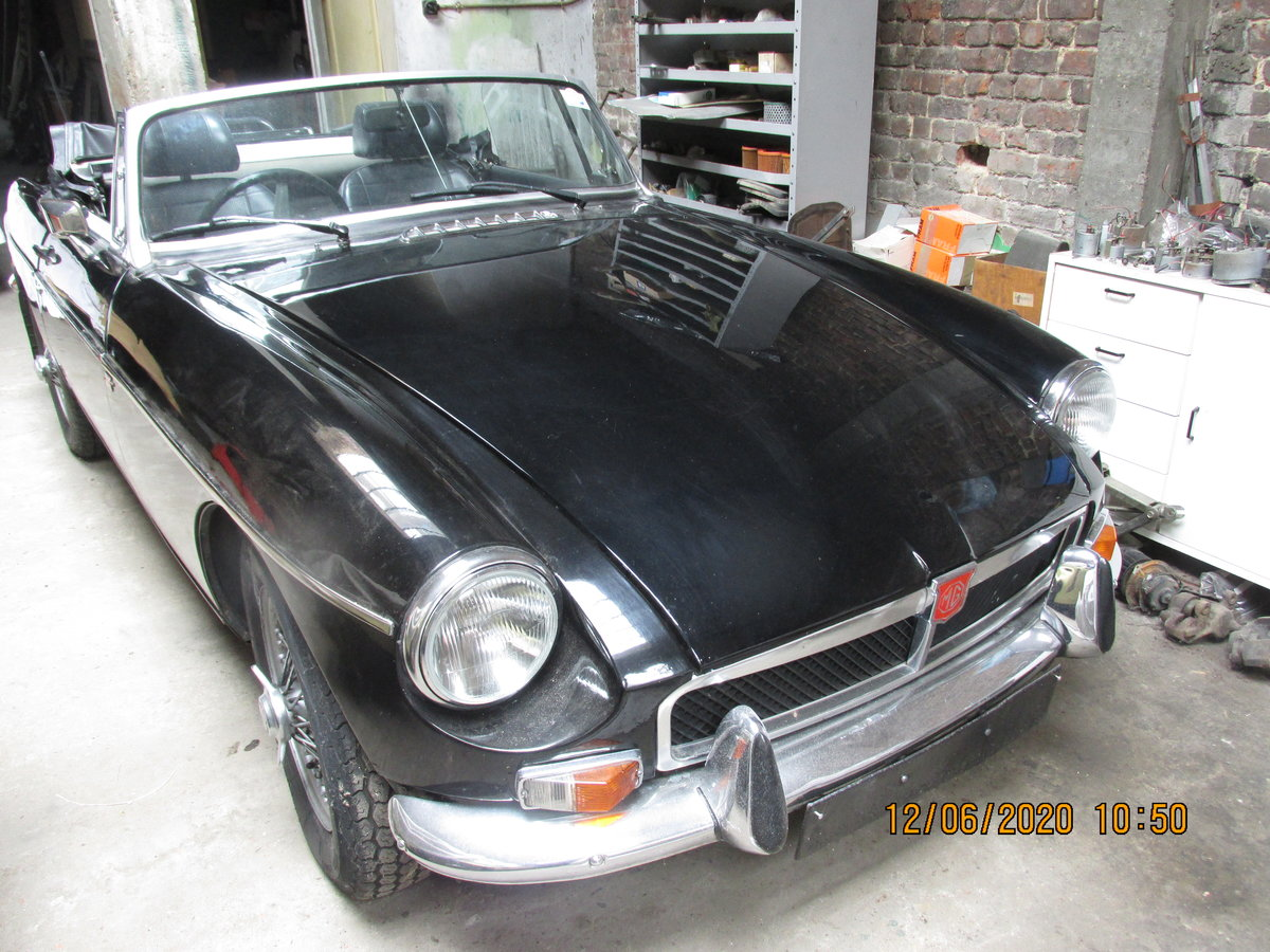 Picture of 1973 Rare automatic mgb roadster For Sale