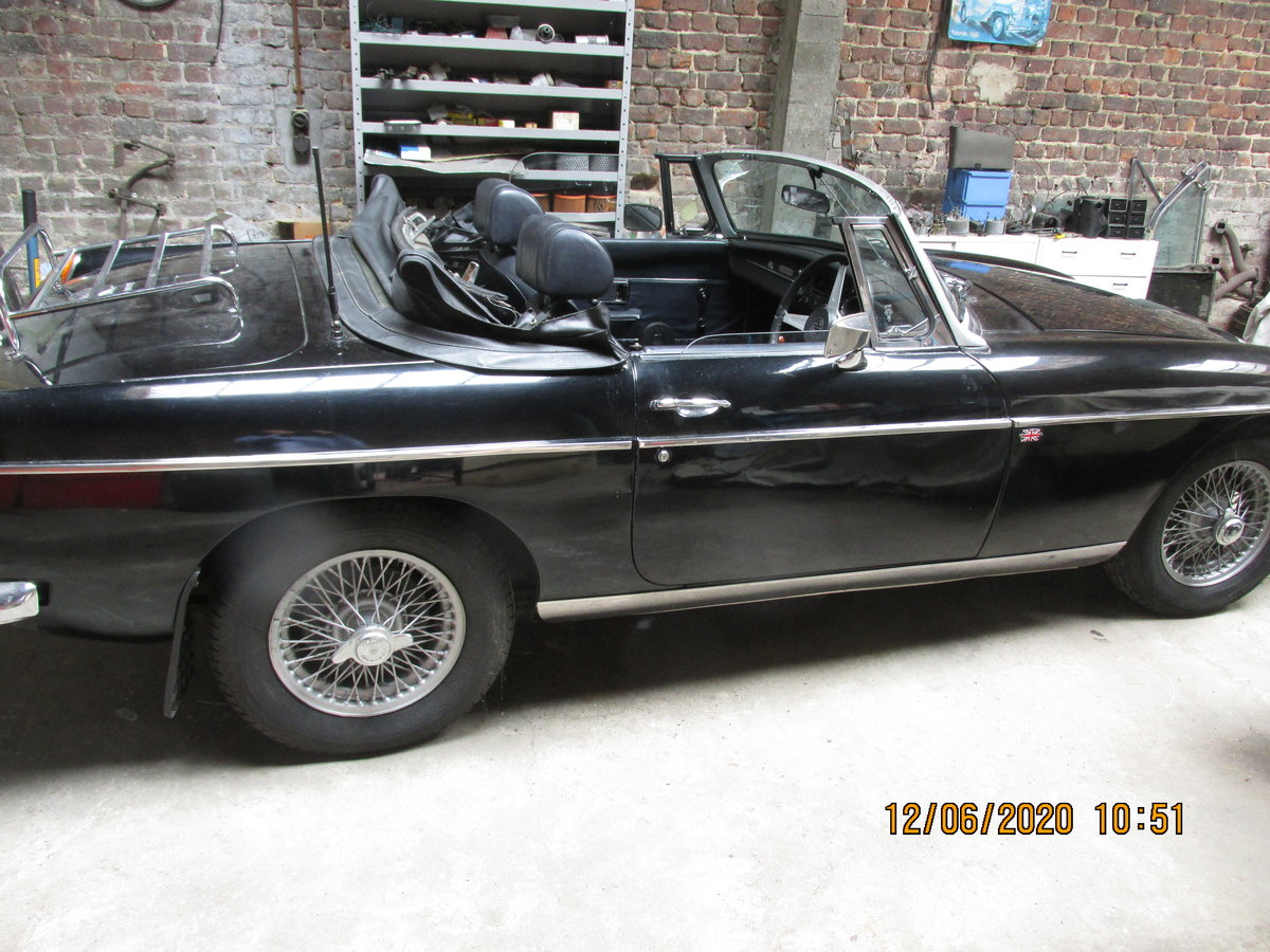 1973 Rare automatic mgb roadster For Sale (picture 4 of 4)
