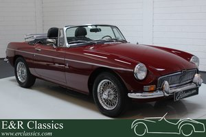 MG MGB 1976 extensively restored