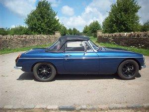1971 MGB  V8 Roadster