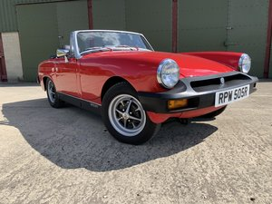 1976 MG Midget 1500cc restored in 2014  For Sale