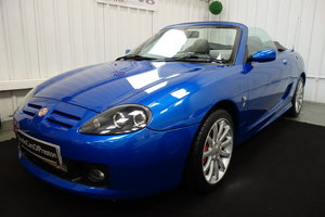 2003 MGTF 160 Sprint 38'000 miles Excellent condition SOLD
