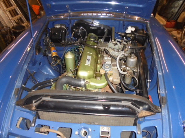 MGC Roadster 1968 For Sale (picture 4 of 5)