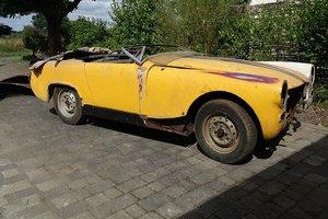 Lot 3 - 1961 MG Midget - 29/07/20