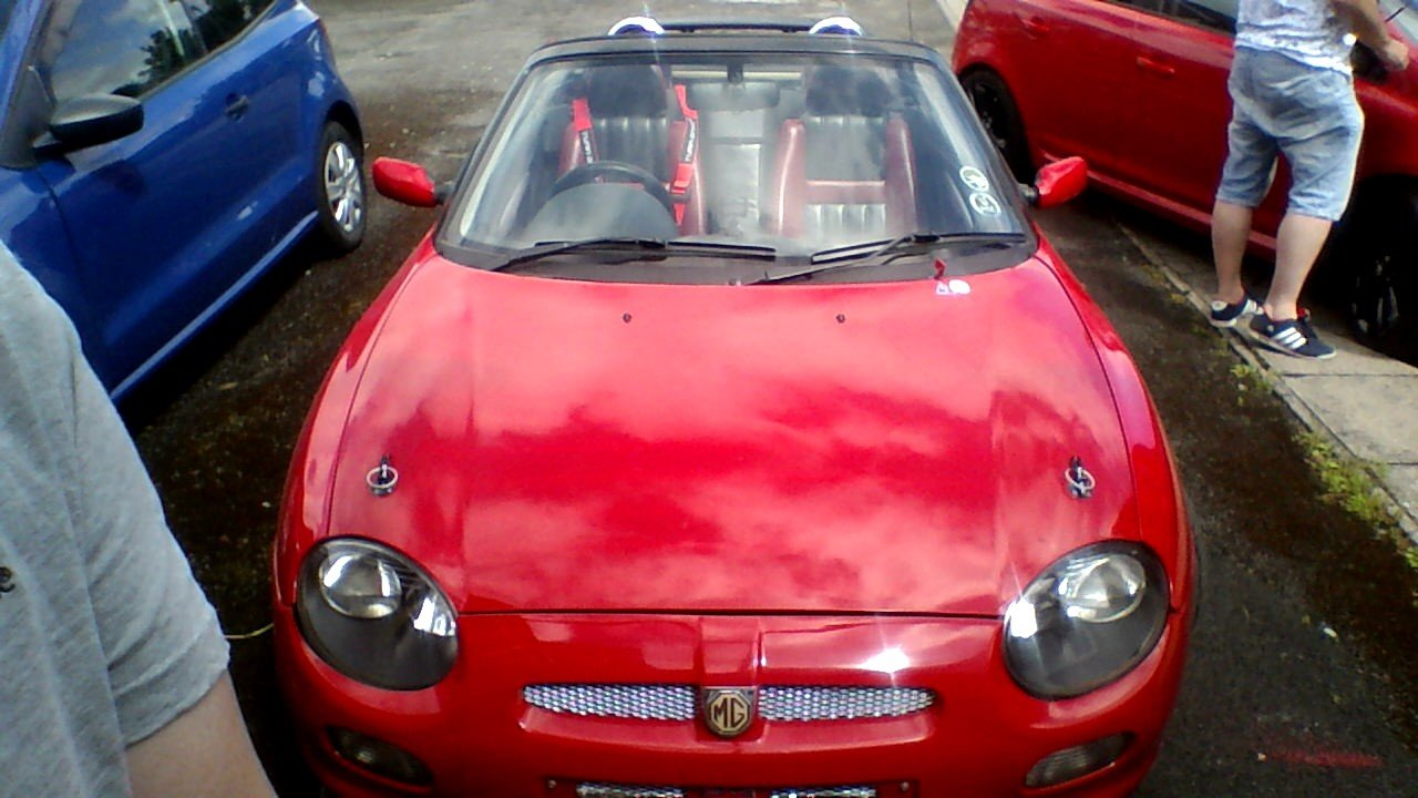 1997 MGF 1.8 VVC 2dr For Sale (picture 1 of 5)