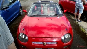 1997 MGF 1.8 VVC 2dr