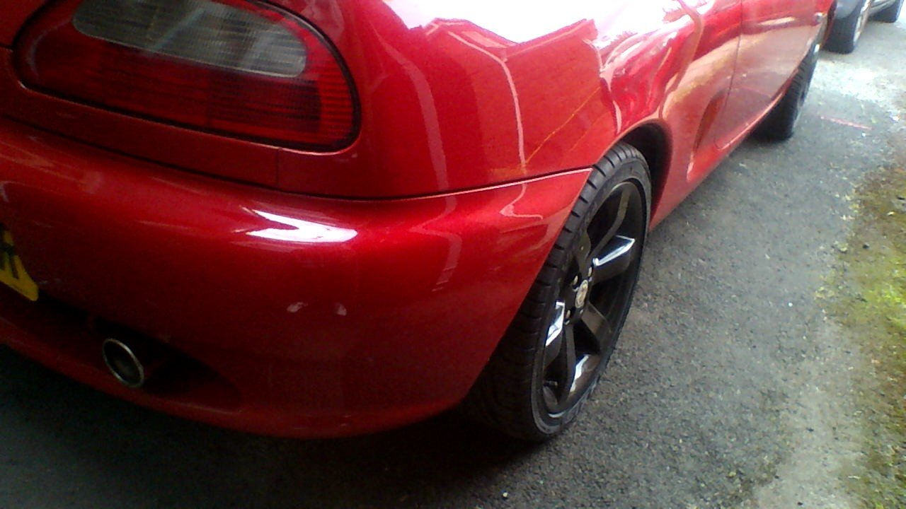 1997 MGF 1.8 VVC 2dr For Sale (picture 5 of 5)