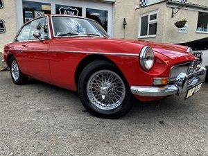 1967 MG B GT
