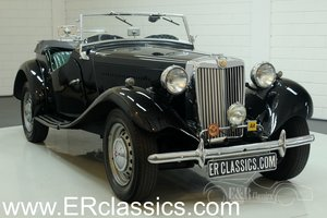 MG TD Roadster 1952 in good condition