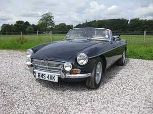 MGB V8 Roadster - Price Reduced