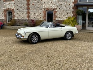Stunning MGC Downton A1 Condition manual UK