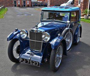 Picture of 1932 MG D-type Midget Salonette For Sale