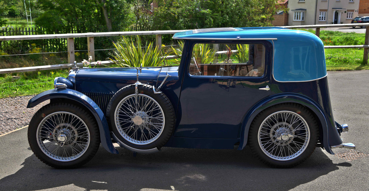 1932 MG D-type Midget Salonette For Sale (picture 2 of 6)