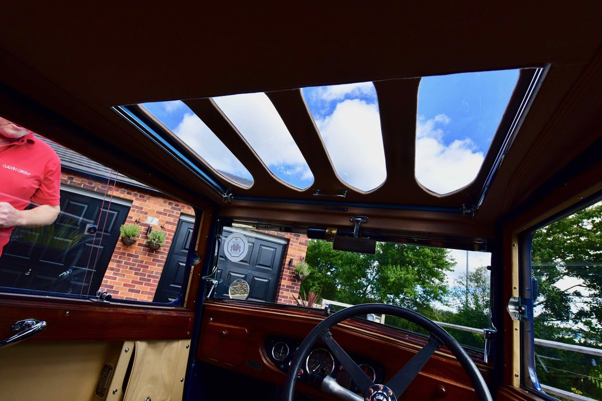 1932 MG D-type Midget Salonette For Sale (picture 5 of 6)