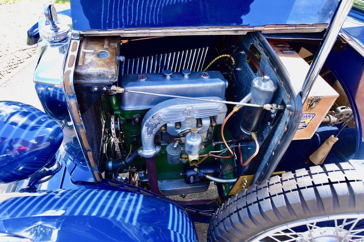 1932 MG D-type Midget Salonette For Sale (picture 6 of 6)