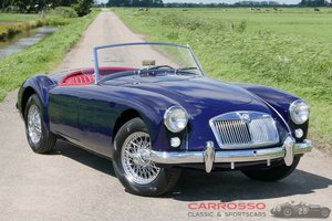 Picture of 1958 MGA Roadster Body-off restored in perfect condition! For Sale