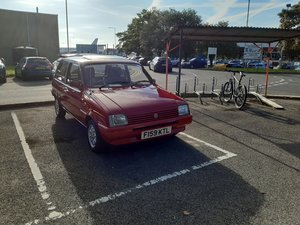 Picture of 1989 MG METRO