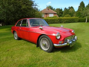 Picture of 1968 MGC GT  SOLD