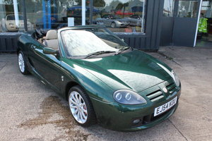 Picture of 2004 MGTF AUTO,OXFORD LEATHER,WOOD TRIM,NEW HEADGASKET SOLD