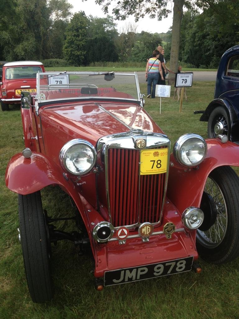 1938 MG TA Convertible For Sale (picture 1 of 6)