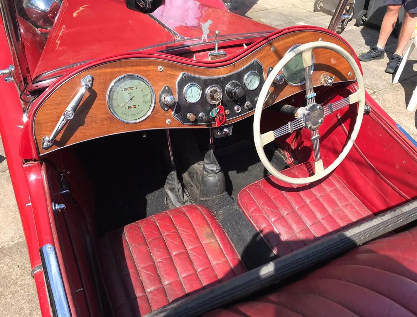 1938 MG TA Convertible For Sale (picture 3 of 6)