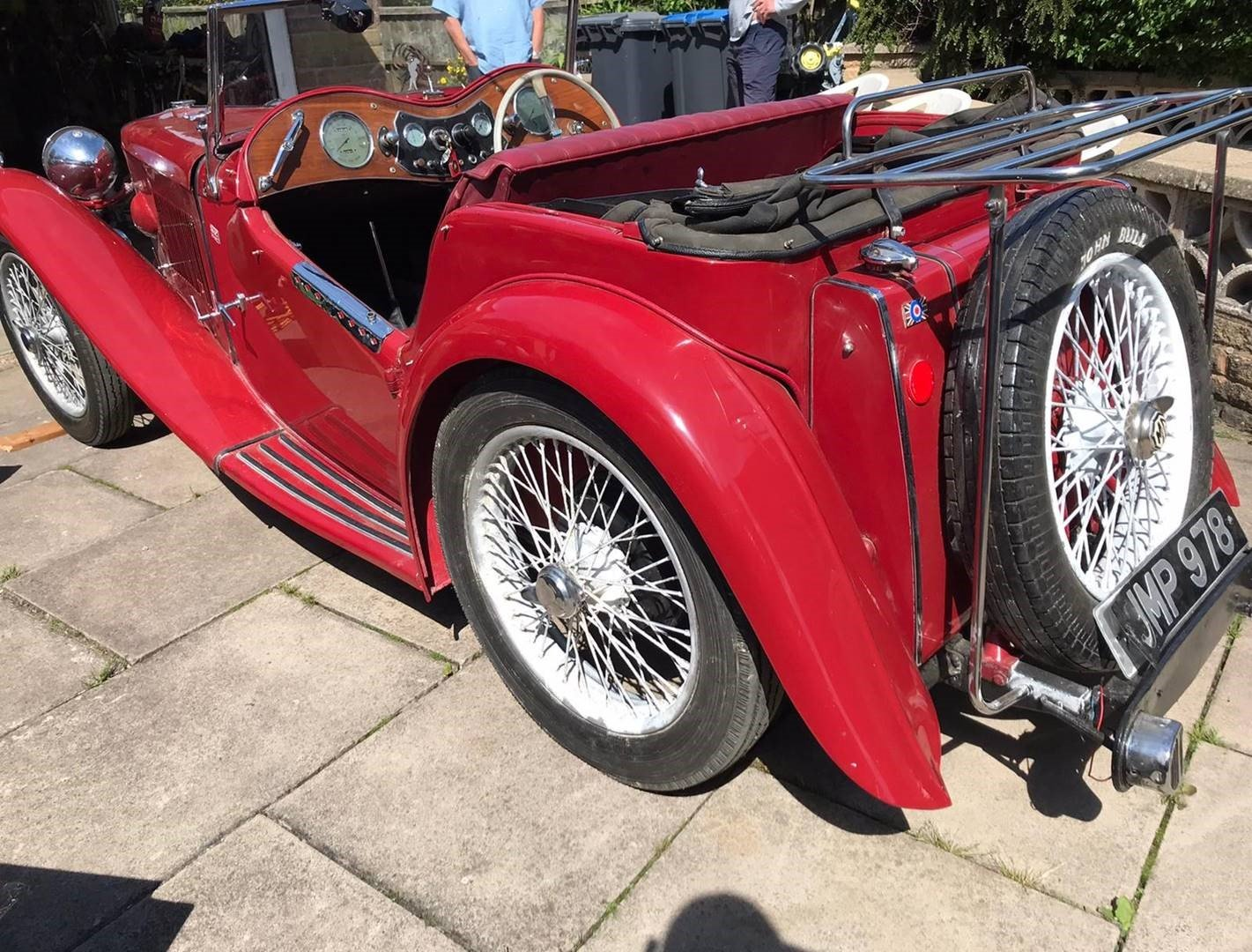 1938 MG TA Convertible For Sale (picture 6 of 6)