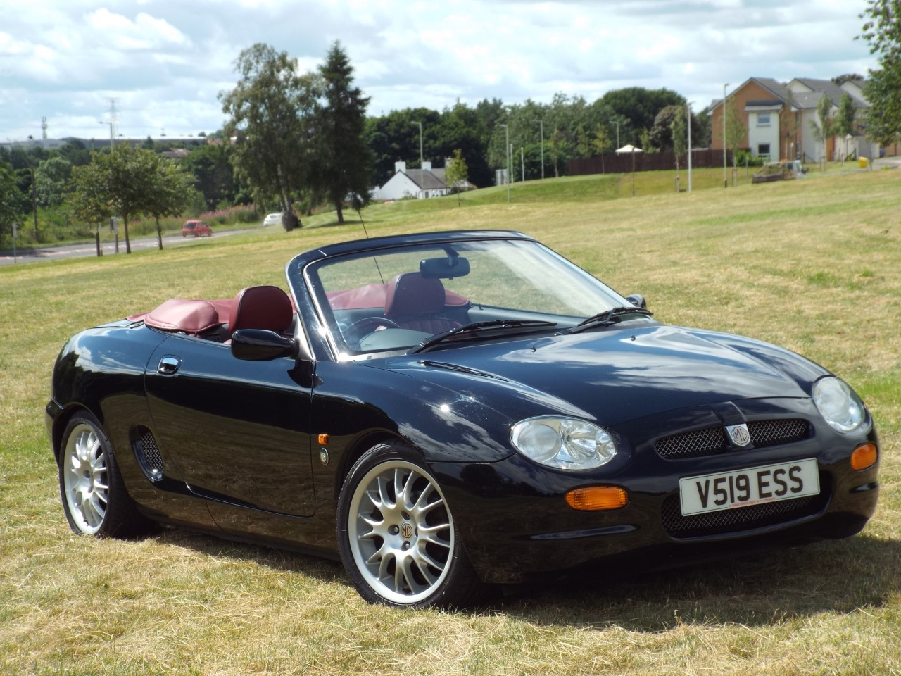 1999 MGF 75th Anniversary Limited Edition SOLD (picture 1 of 6)