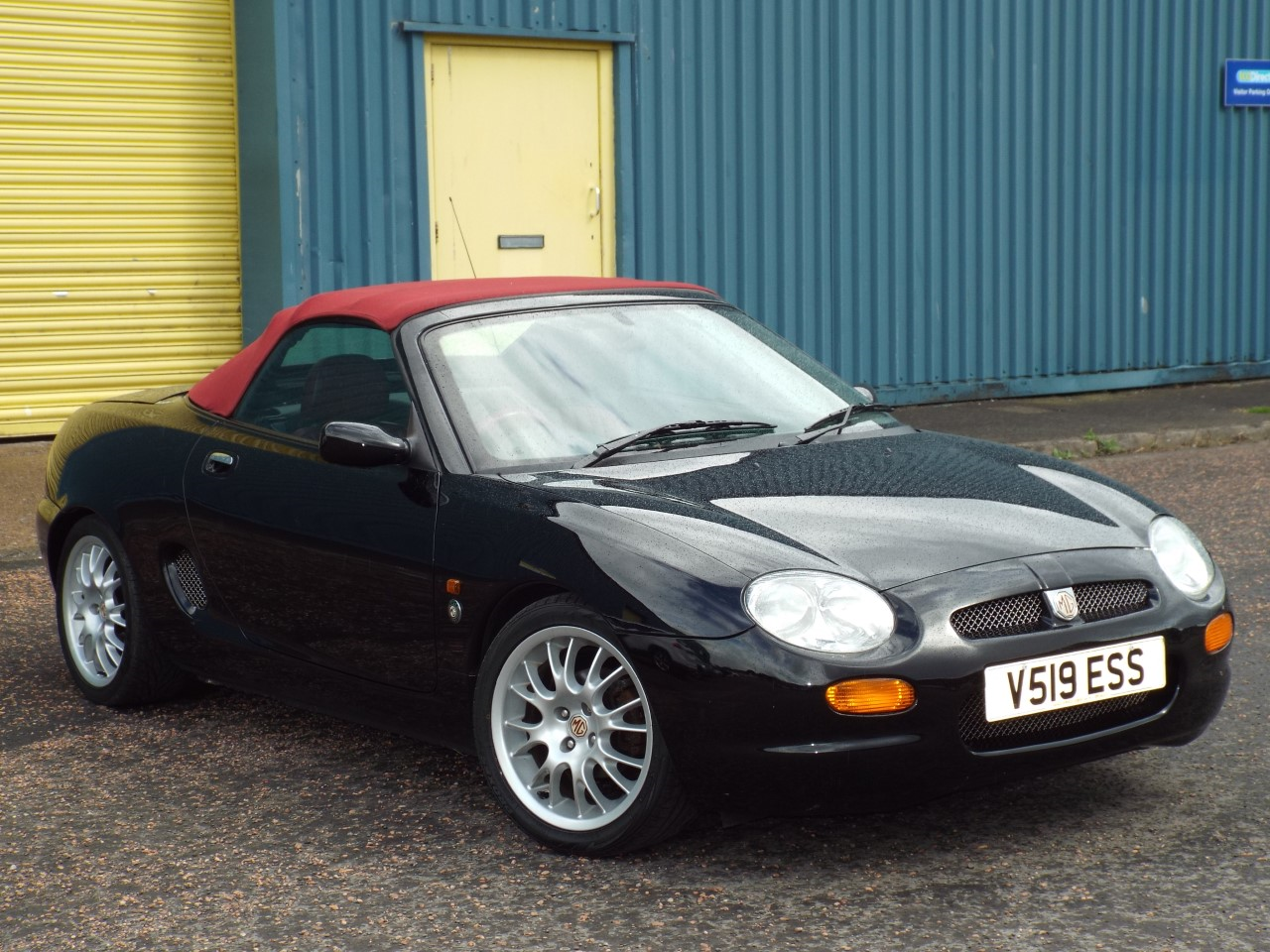 1999 MGF 75th Anniversary Limited Edition SOLD (picture 6 of 6)
